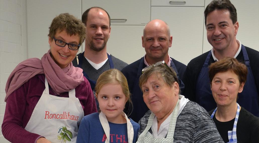 Lions kochen in der Suppenküche - Lions Club Wolfenbüttel Herzog August